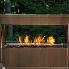 inch outdoor built in natural gas