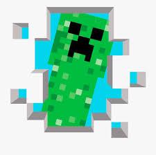 Minecraft Creeper Clip Art ...