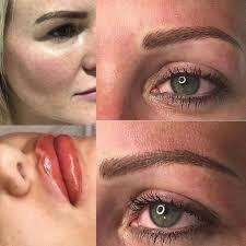 plementary semi permanent make up