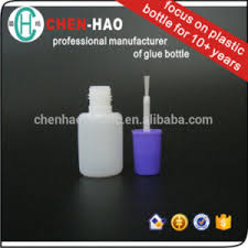 nail super glue plastic dropper bottle