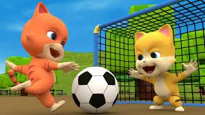 Chú Mèo Con - Nhạc Thiếu Nhi hoạt hình vui nhộn cho bé - YouTube
