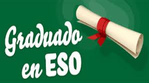Resultado de imagen de graduado en educacion secundaria obligatoria adultos Extremadura