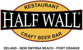 the half wall beer house deland fl