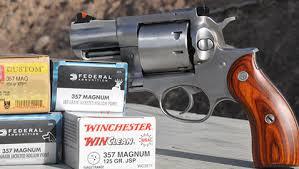 ruger redhawk 357 magnum