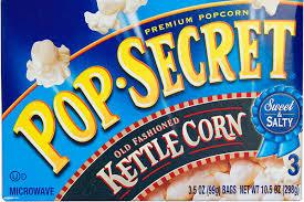 taste test microwavable popcorn