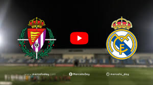 Live: Real Madrid vs. Real Valladolid in LaLiga