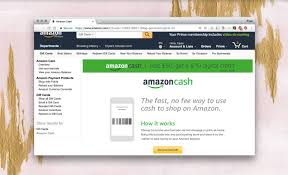 what is amazon cash and how does it work