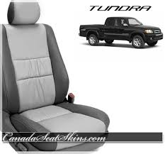 2006 toyota tundra custom leather