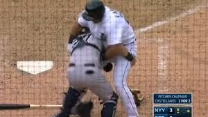 Miguel Cabrera, Austin Romine get into major fight (Video) | Larry ...