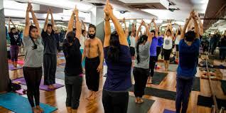 international yoga day how a few