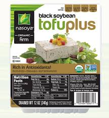 sprouted tofu blocks tofu block