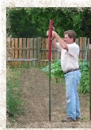 Post Driver Manual Hammer Broadway Rental Equipment Co