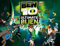 ben 10 ultimate alien wallpapers