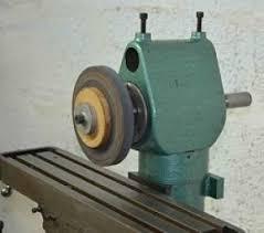 homemade surface grinder