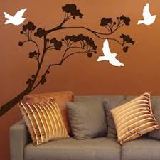 Lollipop Tree Wall Decal Large Tree Wall Stickers Trendy Wall Designs