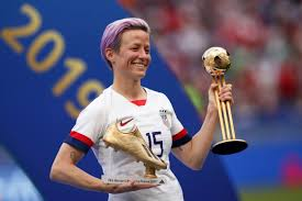 Megan Rapinoe makes one more bold statement in World Cup final – Orange  County Register