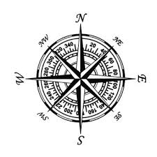Best Nautical Compass Sticker Products On Wanelo