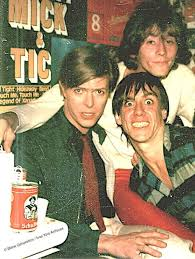 A night spent hanging out with David Bowie and Iggy Pop: Ivan Kral tells us  what it was like | Iggy pop, David bowie, Bowie