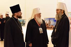 delegation of russian orthodox church