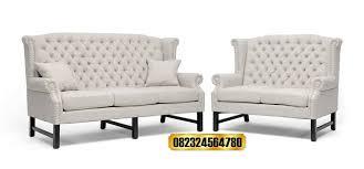 jual sofa 2 seater terbaru harga murah