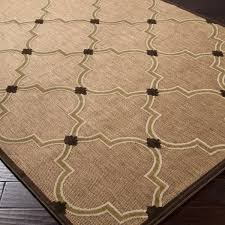 stylish black and brown area rugs