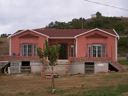 صور منازل صغيرة وبسيطة من الخارج مودرن ميكساتك