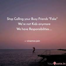stop calling your busy fr quotes writings by vinamra jain