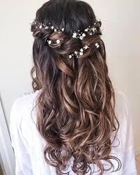 Pin by Addie Miller on Wedding in 2020   Wedding hair inspiration ...