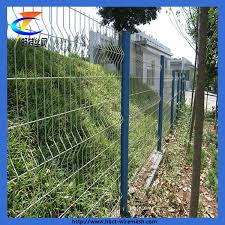 China Galvanized And Pvc Coated Welded Wire Mesh Fence China Welded Wire Mesh Fence Fene