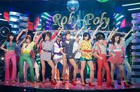 Want to learn T-ara's Roly Poly dance? Shinsadong talks about how he  created it on Strong Heart! | T ara eunjung, Pop t, Retro fashion