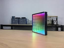 infinity mirror kit by core electronics