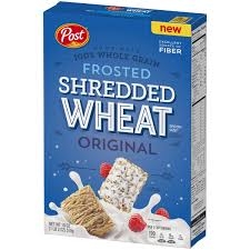 shredded wheat cereal frosted 18 oz