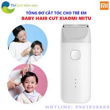 Tông Đơ Điện Cắt Tóc Cho Bé Xiaomi Mitu - Bảo Hành 6 Tháng - Shop Thế Giới  Điện Máy