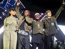 Black Eyed Peas performs hit songs ...