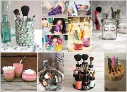 10 clever diy makeup holder ideas