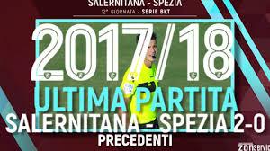 Salernitana - Spezia: I Precedenti - US Salernitana 1919