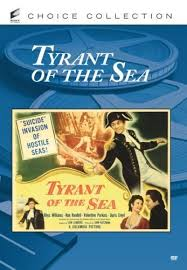 Amazon.com: Tyrant Of The Sea (1950) by SPE by Lew Landers: Movies ...