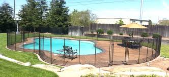 Pool Fence Fresno California Baby Guard Pool Fence Company
