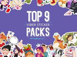 Top 9 Viber Sticker Packs To Spice Up Your Chat Viber
