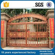 Wholesale Bottom Price Stainless Steel Fence Main Gate Designs Philippines View Steel Gate Designs Philippines Shinegolden Product Details From Shinegolden Steel Craft Co Ltd On Alibaba Com