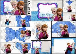 Cumpleanos De Frozen Invitaciones Para Imprimir Gratis Ideas Y