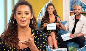Rochelle Humes is left 'fuming' as her husband Marvin 'forgets' their  seven-year wedding anniversary | Daily Mail Online