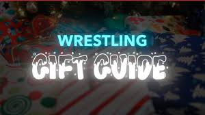 holiday gift guide for wrestling fans