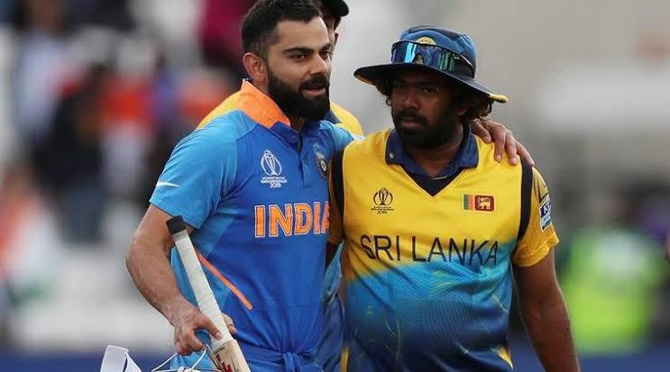 "Image result for Malinga-Kohli ODI"""