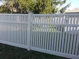 Pvc Vinyl Fencing Cardinal Fence Supply Inc