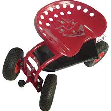 manufacturer of rolling garden seat