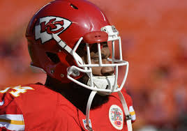 Adam Bittner: Knile Davis was invisible for injury-plagued Chiefs ...