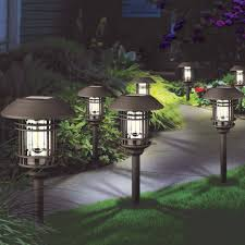 Lamps Fabulous Solar Light Post Caps For Outdoor Lighting Decor Vitovincentthecat Com
