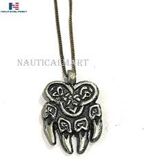 com sterling silver viking bear