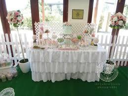 Kara S Party Ideas Rose Garden Flower Girl 1st Birthday Party Planning Decorations Ideas
